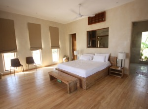 Bedroom at Zanzibar White Sand Luxury Villas & Spa