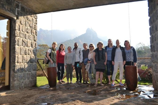 Day 7 – Bale Mountain Lodge & Addis Ababa