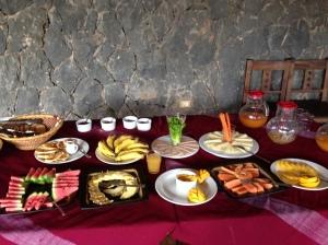 BML breakfast