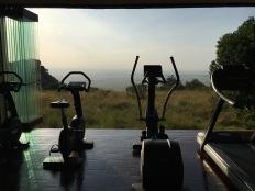 Angama - gym