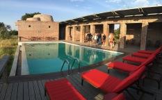 Angama pool view
