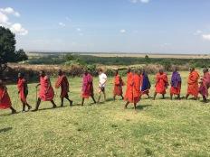 Greg a masai