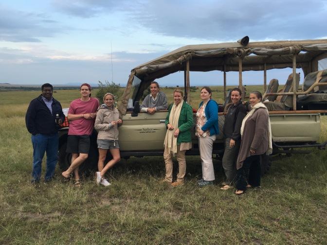 Kenya & Zanzibar Fam trip – June 2016