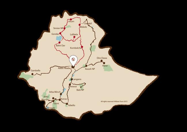 Ethiopia map-2-25