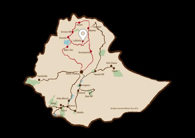 Ethiopia map-2-29