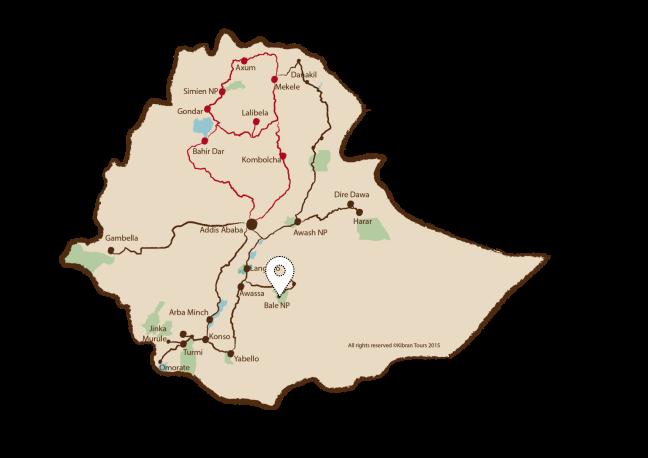 Ethiopia map-2-30